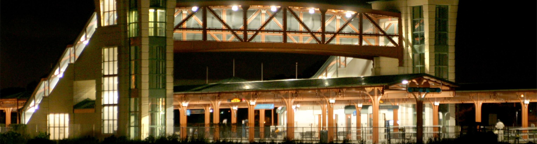 Mangonia Park Station